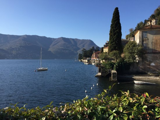 Laglio, Italien: View from outside