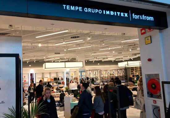 For From Grupo Inditex Picture Of Sambil Outlet Madrid Leganes