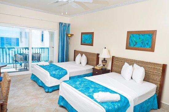 Rostrevor Hotel: Deluxe Ocean Front Double Room