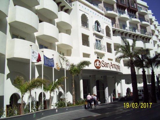 Db San Antonio Hotel Spa Bewertung