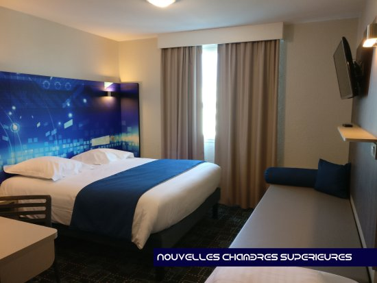 Hotel Jules Verne Premium FranceChasseneuilDuPoitou