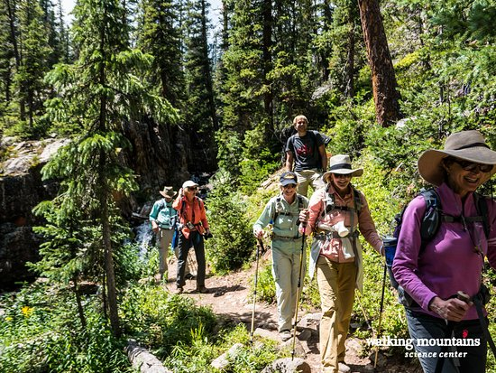 Avon, CO: Backcountry hikes are offered multiple days a week in the summer and fall.
