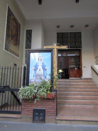 Parroquia Maria Madre de la Iglesia