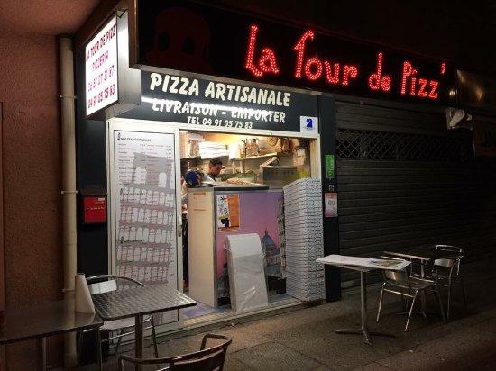 La tour de pizz plan de cuques