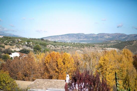 Almedinilla, Ισπανία: Paisaje El Rincón del Acebuche