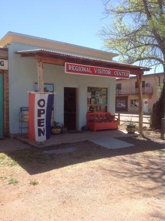 Patagonia, AZ: Entrance