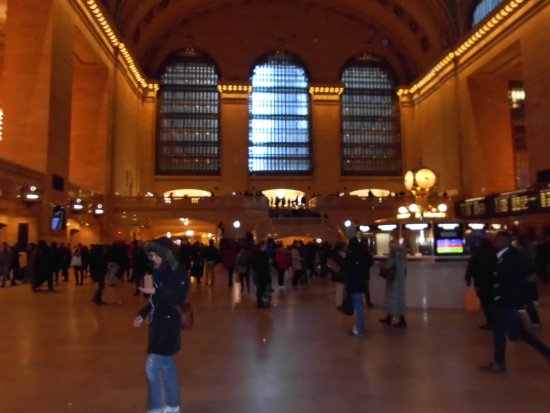 Grand Central Station Audio Tour