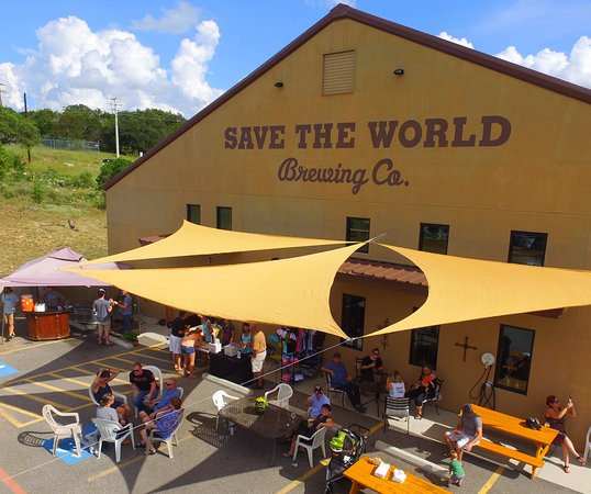‪Save The World Brewing Co‬