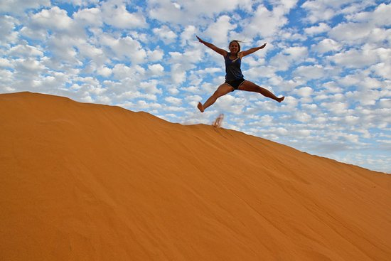 Photo of Other Great Outdoors Red Sand Dunes at Mui Ne, Vietnam