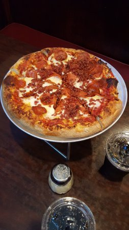 Whittier, CA: Pepperoni and Bacon