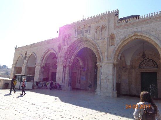 Tempelberg: Мечеть Аль Акса