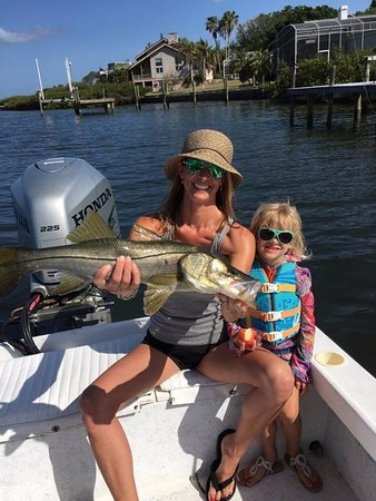 H2O Watersportz: Snook are very hot right now