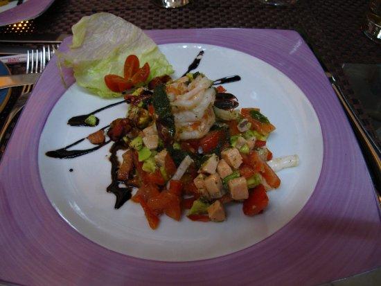Fusion 21 : Очень-очень вкусный салат