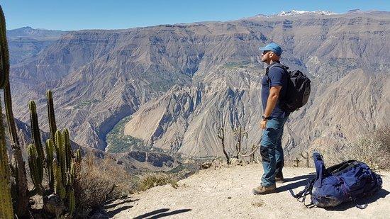 Cotahuasi, Perú: Charcana