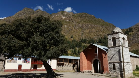 Cotahuasi, بيرو: Taurisma