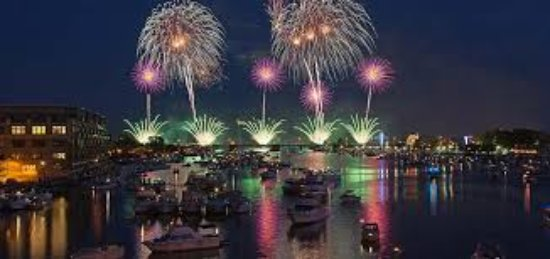Bay City, MI: Fireworks Festival