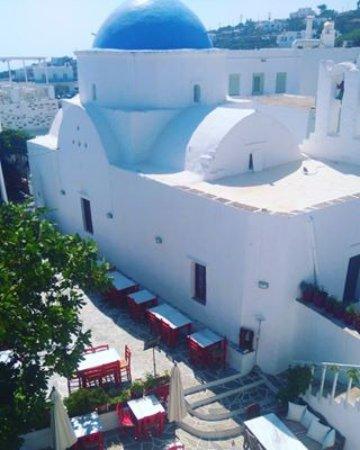 Apollonia, Greece: CAYENNE RESTAURANT
