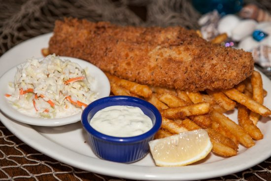 Jensen Beach, FL: Monster Fish & Chips