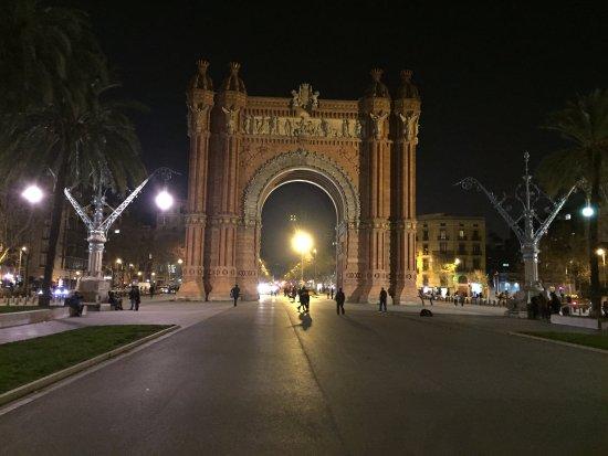 Photo of Monument / Landmark Arc de Triomf at Passeig Lluís Companys, Barcelona 08003, Spain