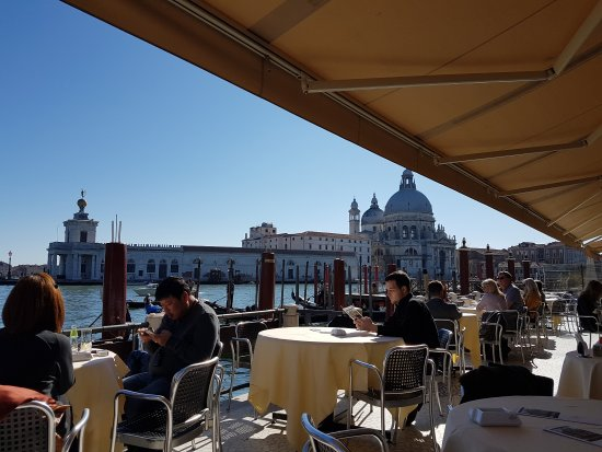 Hotel Monaco & Grand Canal: view from terrace