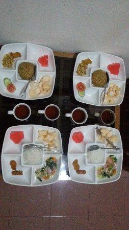Raffles Holiday Hotel Yogyakarta: Menu Sahur