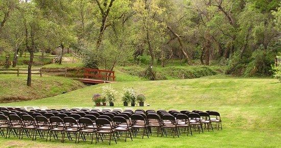 Coloma, CA: Meadow View Wedding Venue