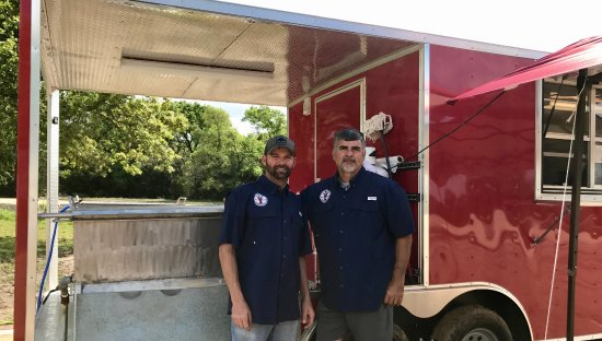Brenham, TX: Meet the owners - Carey Porche and Louis Camille