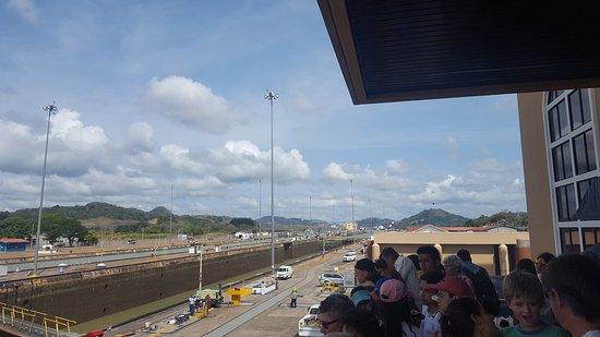 Miraflores Visitor Center: 20170323_094756_large.jpg