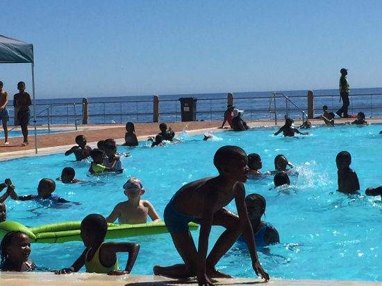 Sea Point Swimming Pool Picture Of Sea Point Swimming Pool Cape Town Tripadvisor