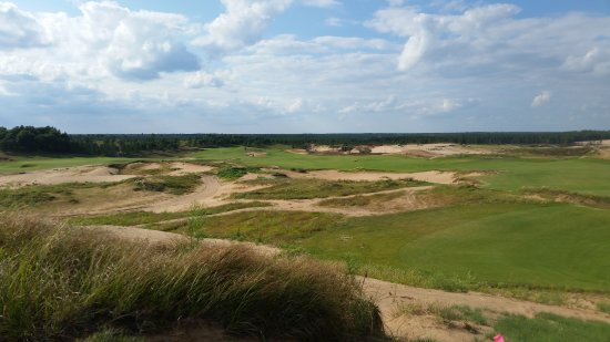 Nekoosa, WI: Yes, this course exists in central Wisconsin