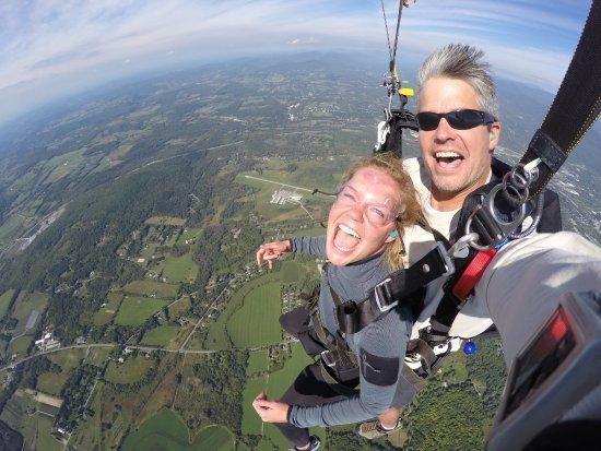 Bennington, VT: Skydiving in Vermont