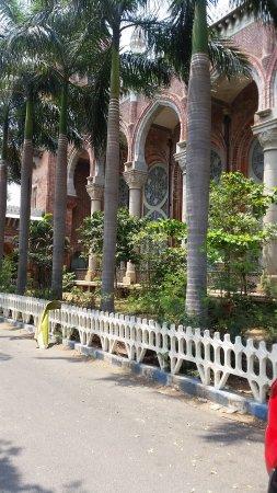 University of Madras : exterior of Senate House