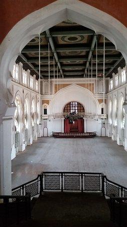 University of Madras : interior of Senate House