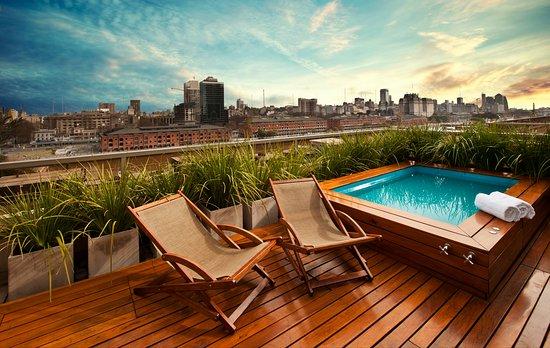 Hotel Madero: Diplomat Suite