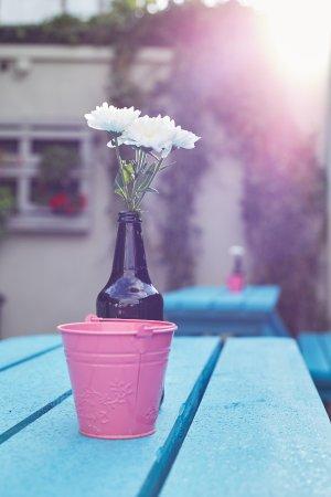 Ballincollig, Irlandia: Beer Garden