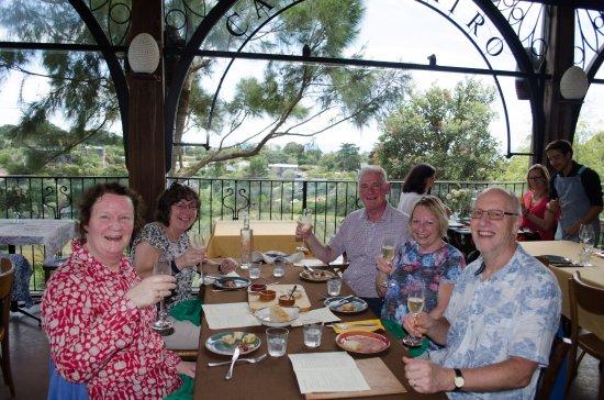 Onetangi, Νέα Ζηλανδία: Birthday lunch