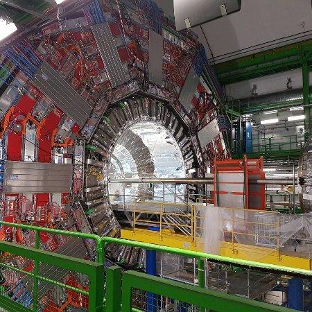 CERN Univers de particules
