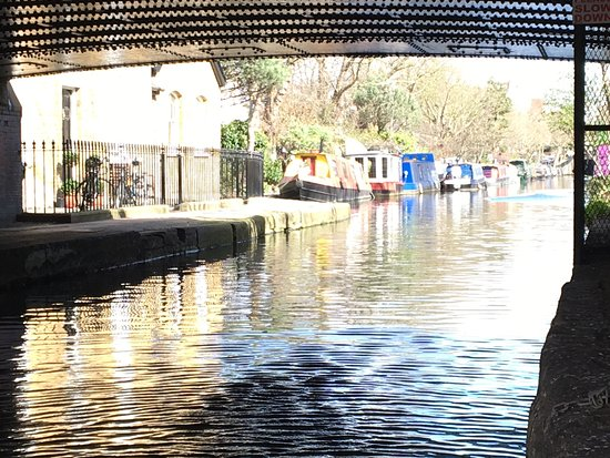 Photo of Historic Site Little Venice at Regent's Park, London W2 1TH, United Kingdom