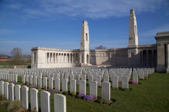 Vis-en-Artois British Cemetery and Memorial