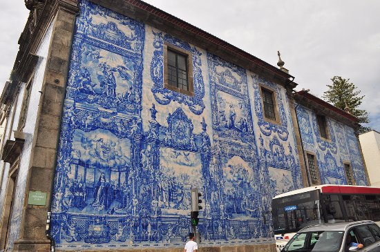 Photo of Tourist Attraction Capela das Almas at Rua De Santa Catarina 428, Porto 4000-444, Portugal