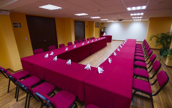 Eco Inn Cusco: Salón para eventos