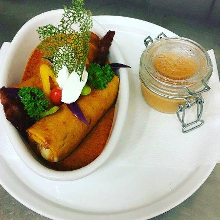Tiszaujvaros, Hongarije: Arany Holló étterem