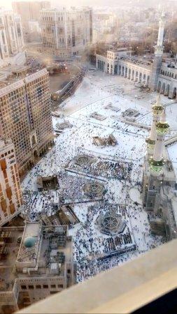 Raffles Makkah Palace: اطلالة جانبية