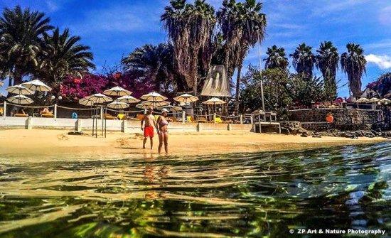 Odjo d'água Hotel: a Bela praia do Damfjord e a sua esplanada belíssima