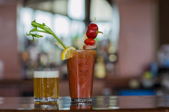 Fontana, WI: Bloody Mary