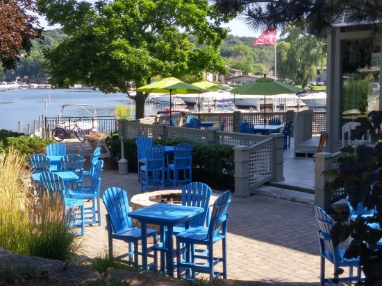 Fontana, WI: Outdoor Dining