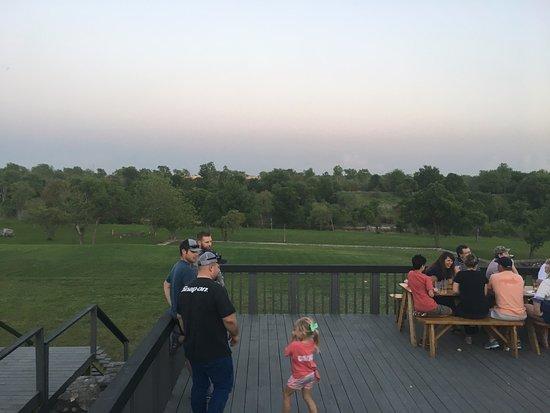 Buda, TX: Buck's Backyard