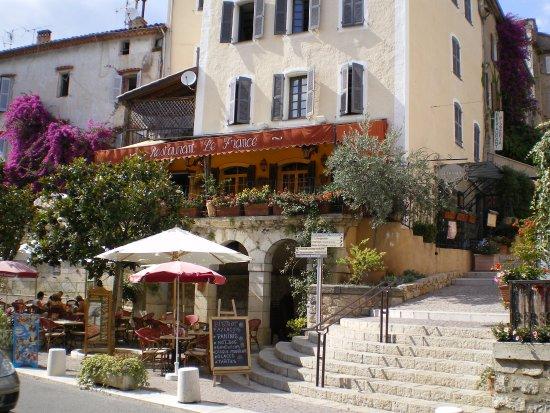 Fayence, Frankrig: Bienvenue au France.