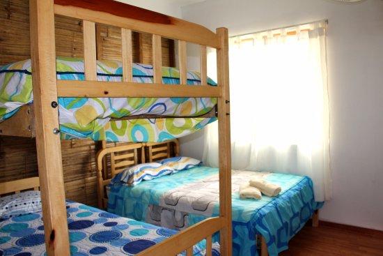 Zorritos, Peru: Habitaciones ventiladas y comfortables