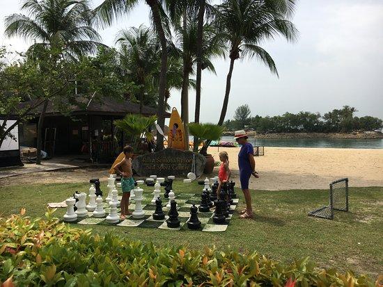Shangri-La's Rasa Sentosa Resort & Spa-bild
